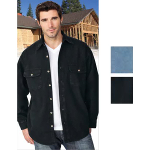 Men's Fleece Lined Shirt