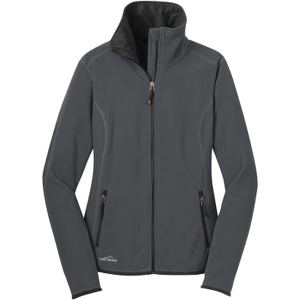 Ladies' Eddie Bauer® Full-Zip Vertical Fleece Jacket