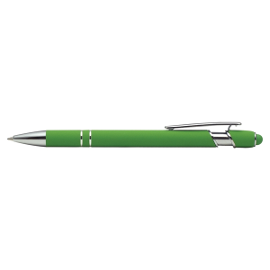 Ellipse Softy Brights w/Stylus - ColorJet - Metal Pen