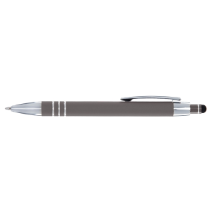 Montecito Softy w/ Stylus - Metal Pen
