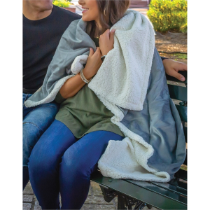 Eco Challenger Lambswool Throw
